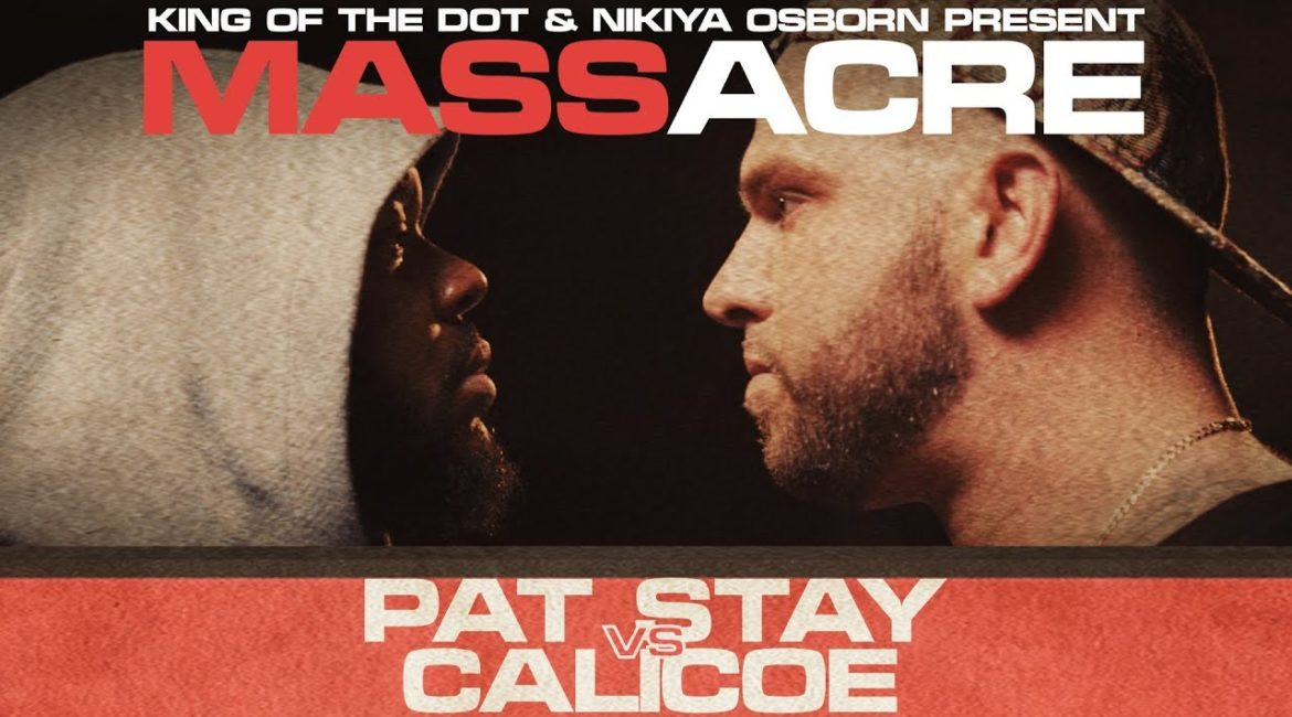 Battle Rap: Calicoe Vs Pat Stay KOTD