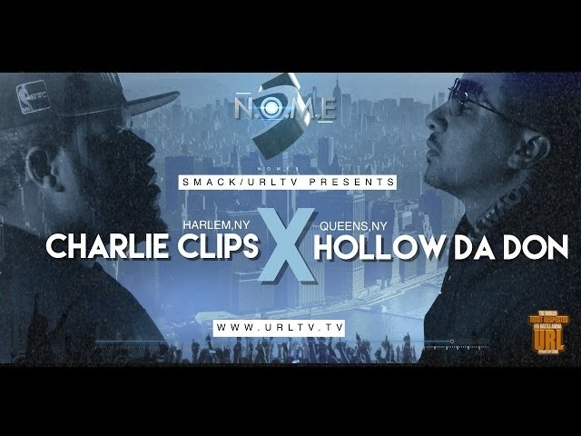 Battle Rap: Charlie Clips Vs Hollow Da Don URLTV