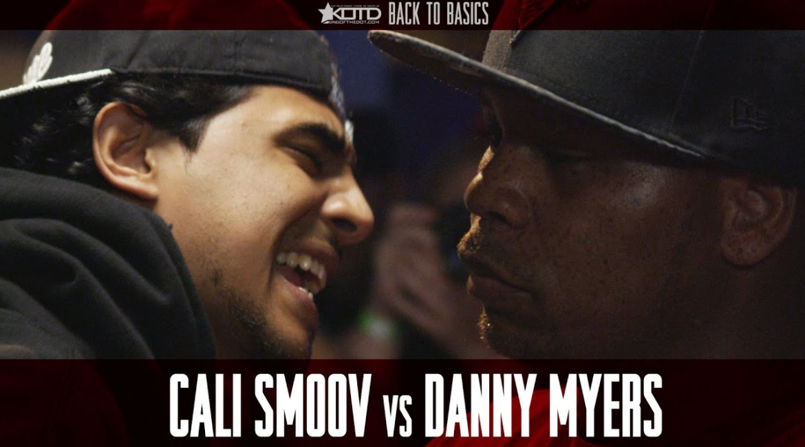 Battle Rap: Danny Myers vs Cali Smoov KOTD