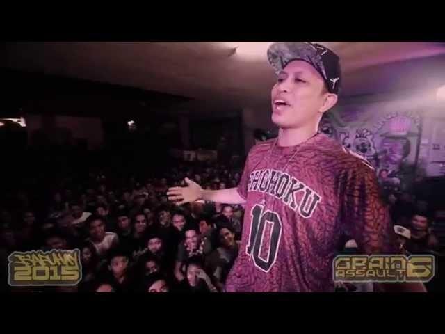 Battle Rap: Dello Vs Badang FlipTop