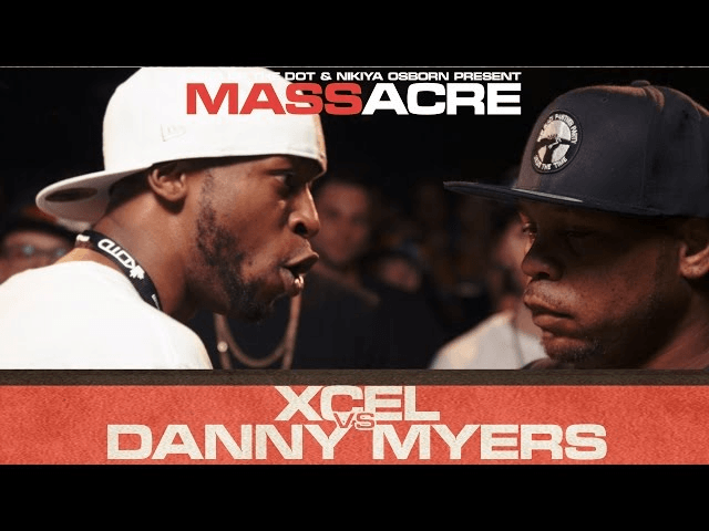 Battle Rap: Xcel vs Danny Myers KOTD