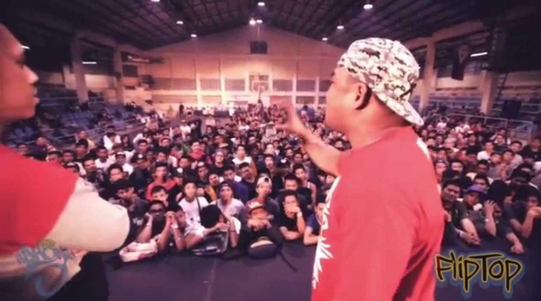 Battle Rap: Elbiz Vs Andy G FlipTop