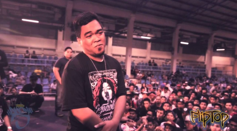 Battle Rap: Flict-G Vs Badang FlipTop