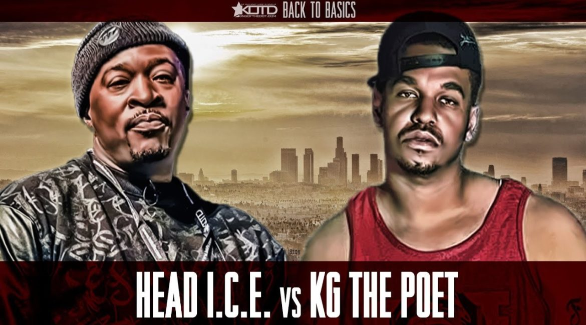 Battle Rap: Head I.C.E. vs Kg The Poet KOTD
