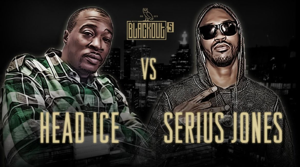 Battle Rap: Head Ice Vs Serious Jones KOTD