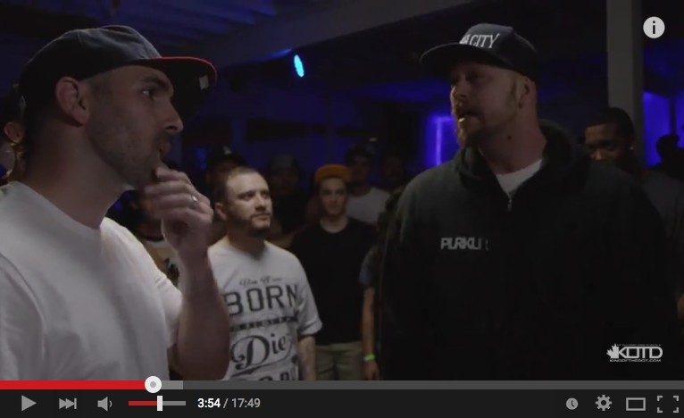 Battle Rap: Madflex vs Megadef KOTD