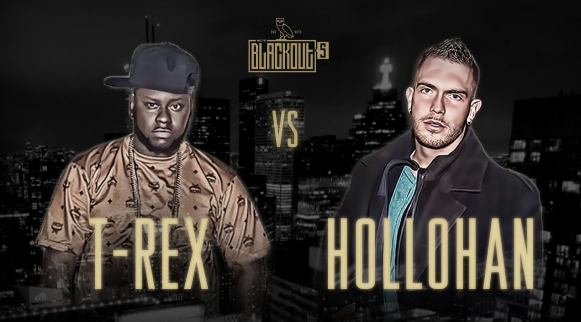 Battle Rap: T-Rex Vs Hollohan KOTD