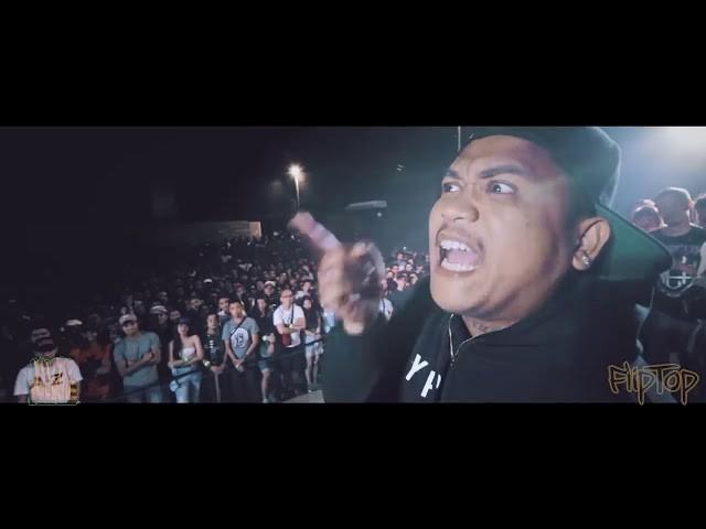 Battle Rap: Thike Vs LilJohn FlipTop