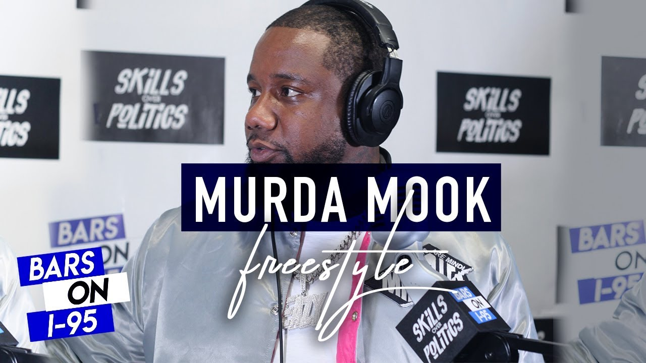 Murda Mook Bars On I-95 Freestyle