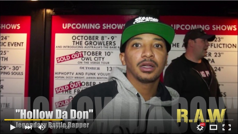 Hollow Da Don Chimes in on Keith Murray Vs Fredro Starr Says Its Gonna Be Epic