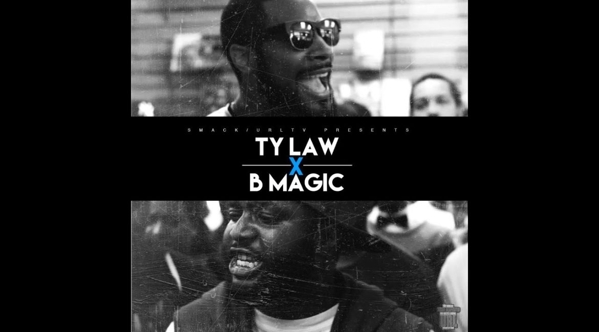 Battle Rap: B Magic Vs Ty Law SMACK/ URL