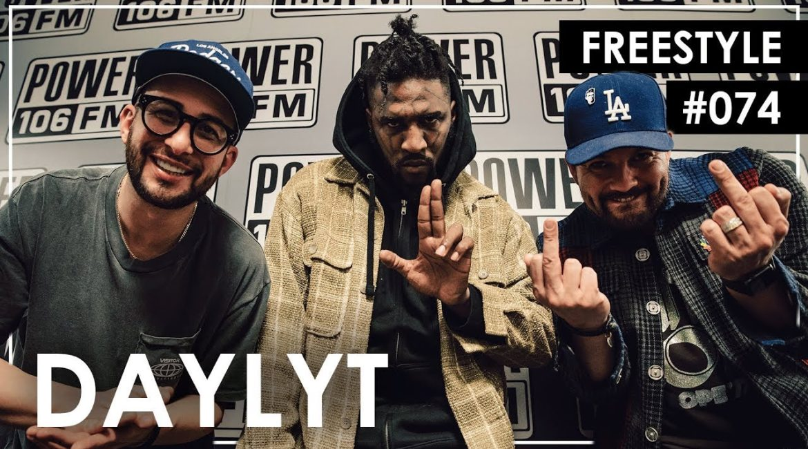 Daylyt Freestyle w/ The L.A. Leakers – Freestyle #074