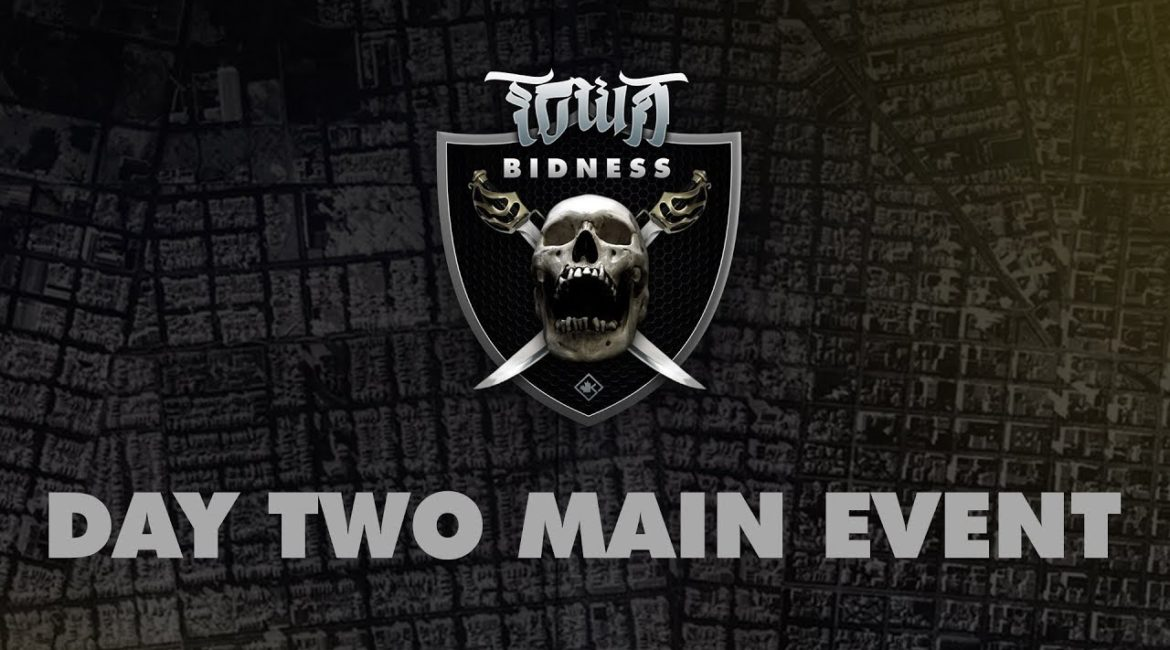 KOTD Presents Town Bidness Day 2 Main Event Announcement