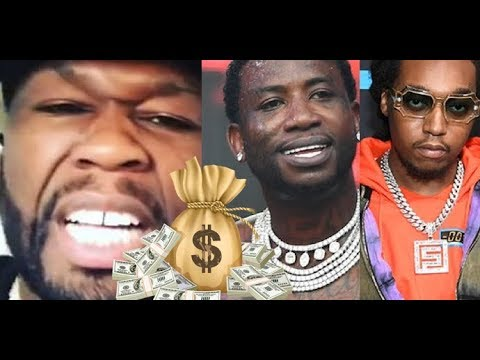 Gucci Mane Exposes Migos and They REACT, 50 Cent Exposes Producer Owes $1 MILLION Exchange Gets WILD (Jordan Tower)