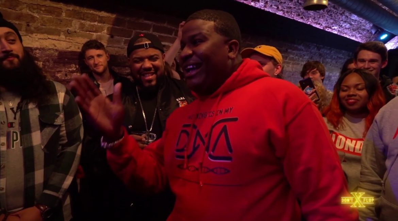 MR TONGUE TWISTER VS DNA | Don't Flop Rap Battle