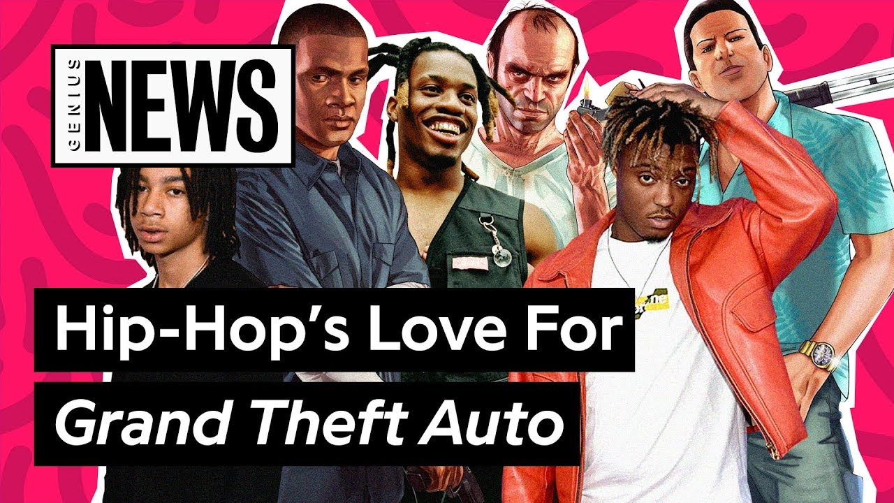 Hip-Hop's Love For GTA | Genius News