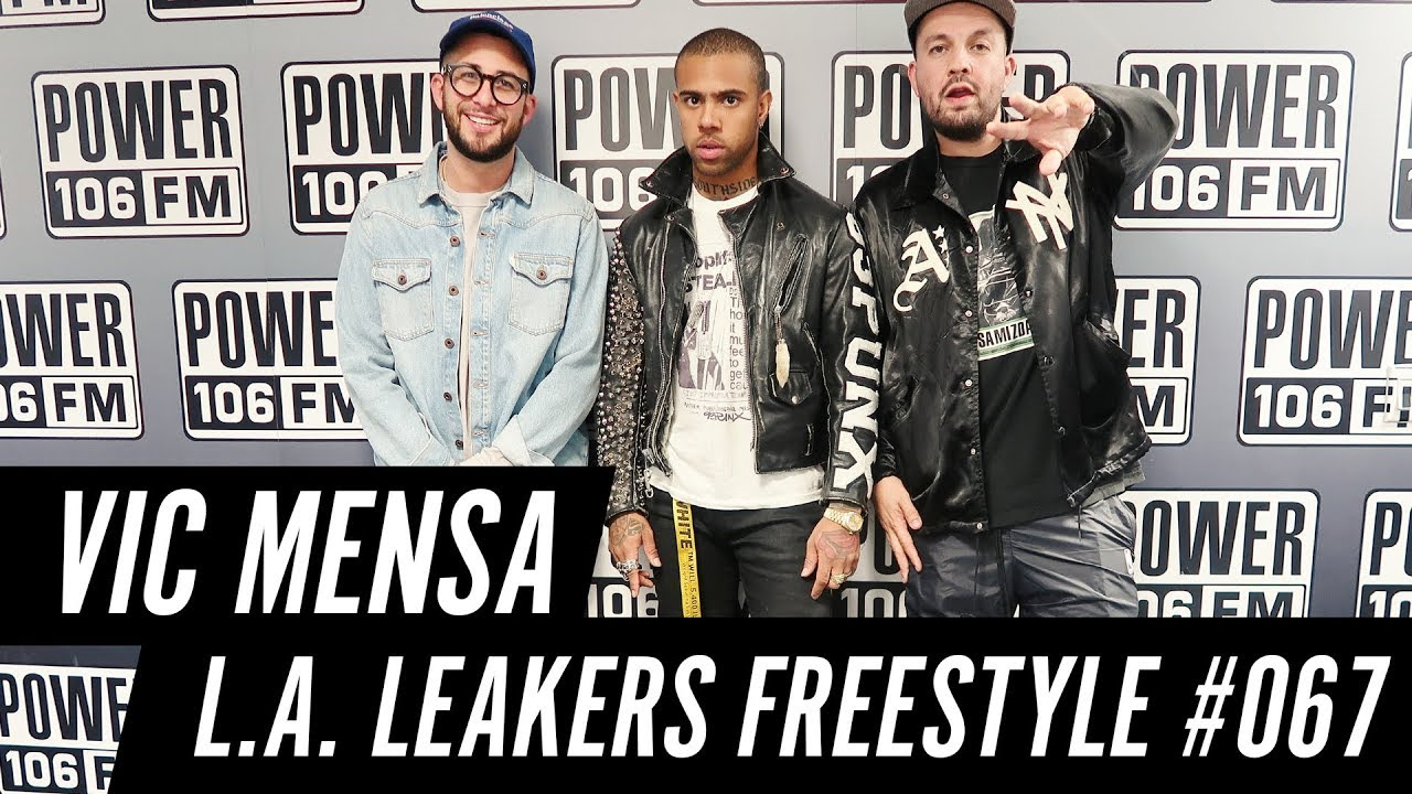 Vic Mensa Freestyle w/ The L.A. Leakers – Freestyle #067