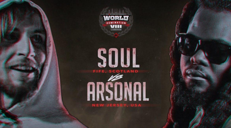 KOTD – Arsonal vs Soul | #WD8