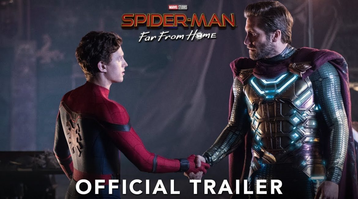SPIDER-MAN: FAR FROM HOME – Official Trailer