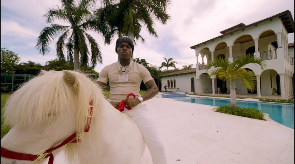 New Music: DaBaby – Pony (Official Music Video)
