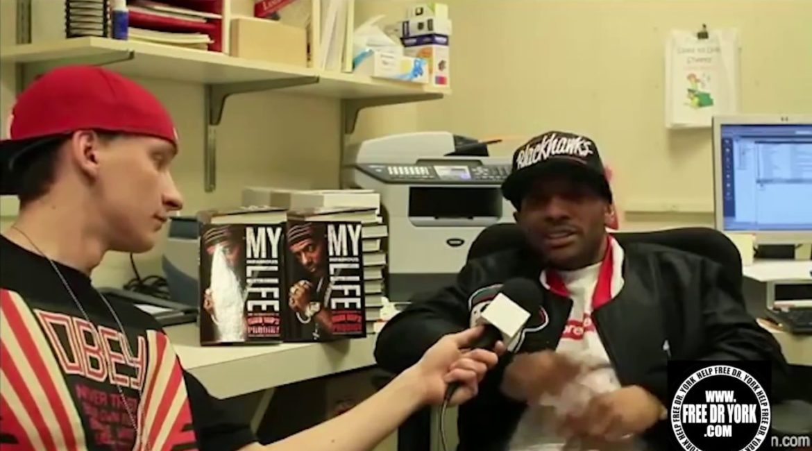 Was Prodigy Killed because of his support of Dr. York?  R.I.P. P!!