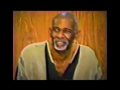 Dr. Sebi speaks in Harlem, NY following the 1987 Court Case