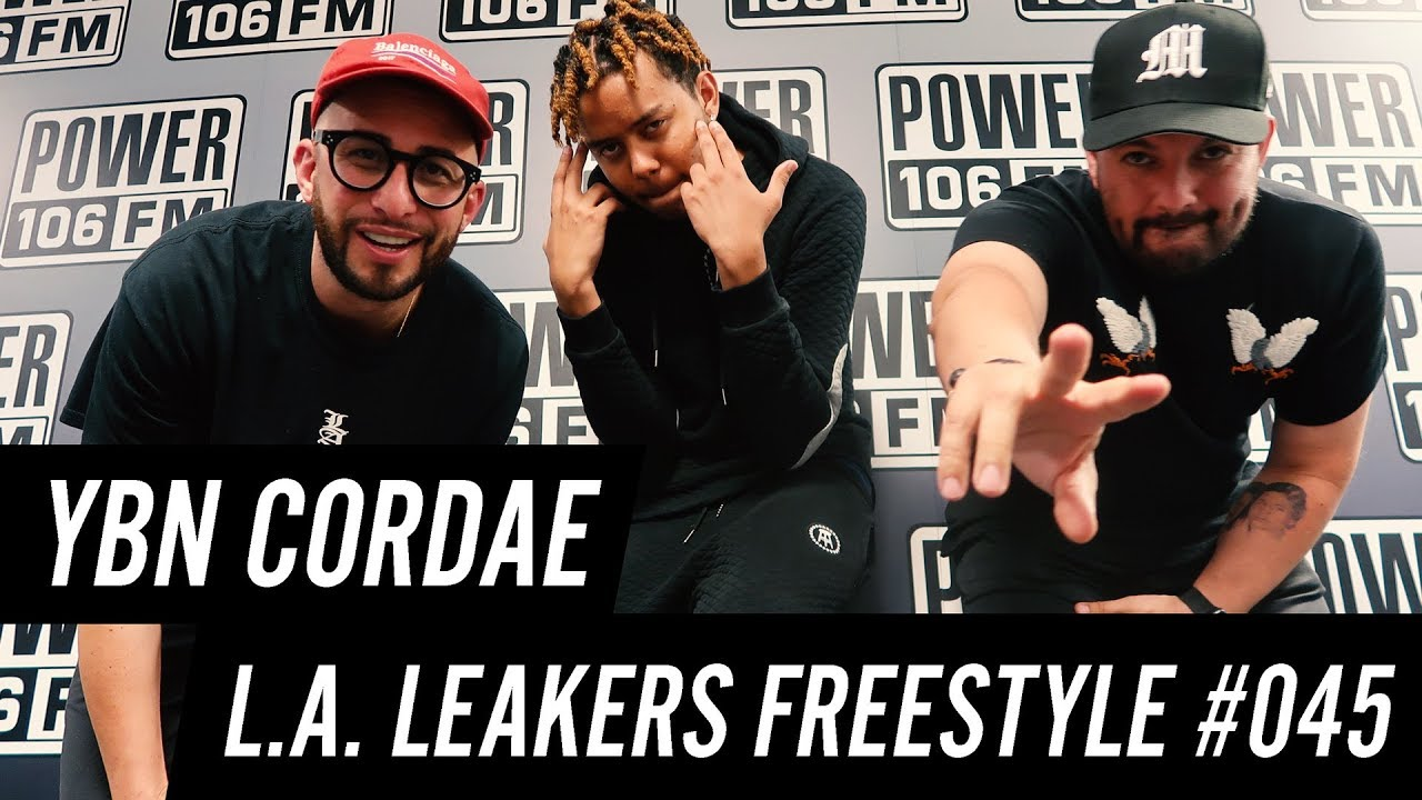 #YBN Cordae #Freestyle w/ The L.A. Leakers – Freestyle #045