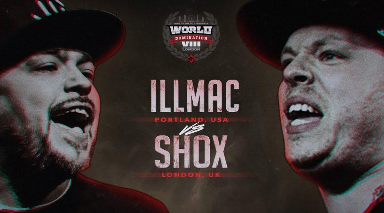 KOTD – Illmac vs Shox The Rebel | #WD8