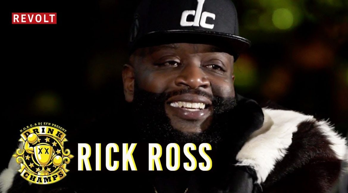 Rick Ross | Drink Champs (Full Episode)