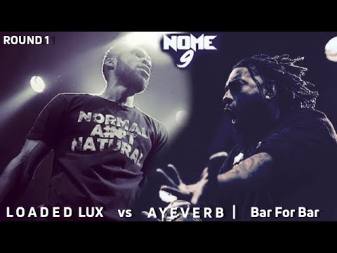 Loaded Lux vs AyeVerb | Bar For Bar | Round 1
