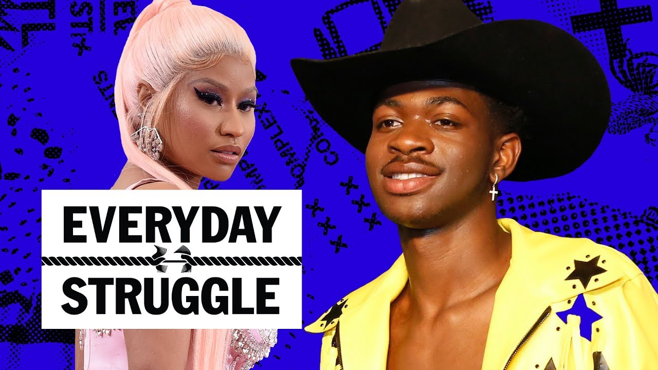 BET Awards, 2019 XXL Freshmen, Lil Nas X EP, Nicki Minaj Returns with 'Megatron' | Everyday Struggle