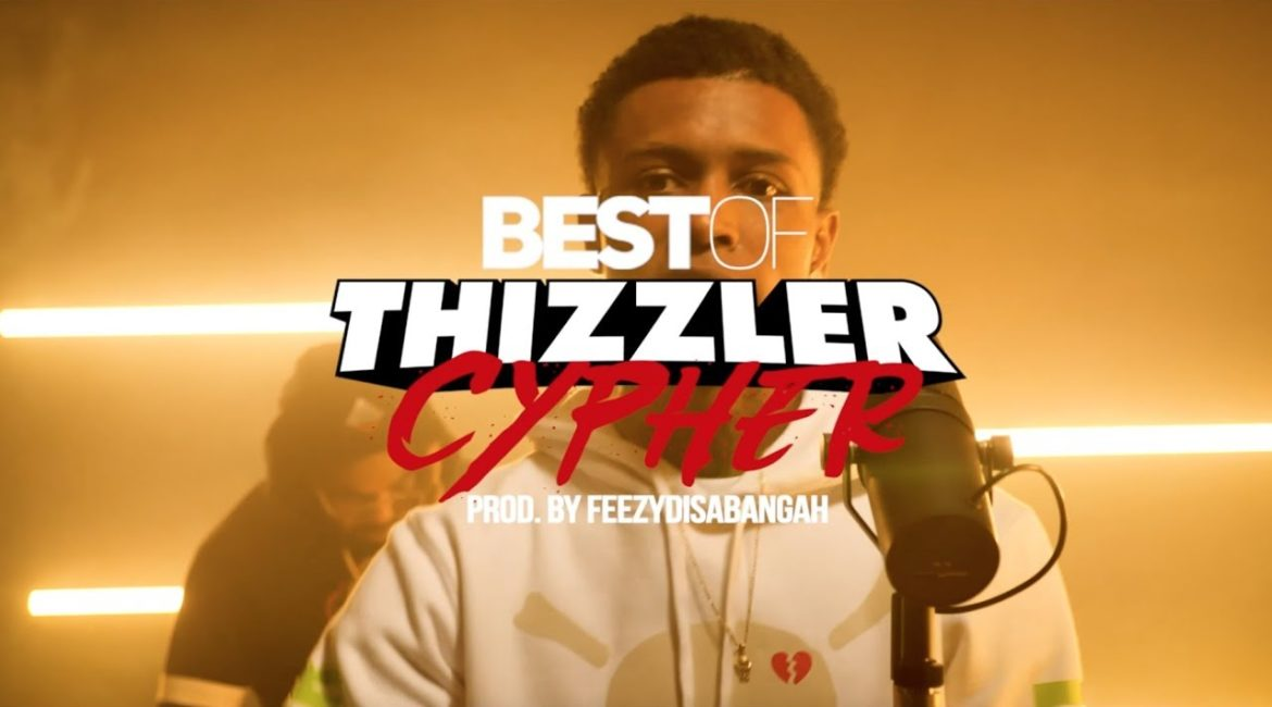 D-Lo, Haiti Babii & Ziggy || Best Of Thizzler 2018 Cypher