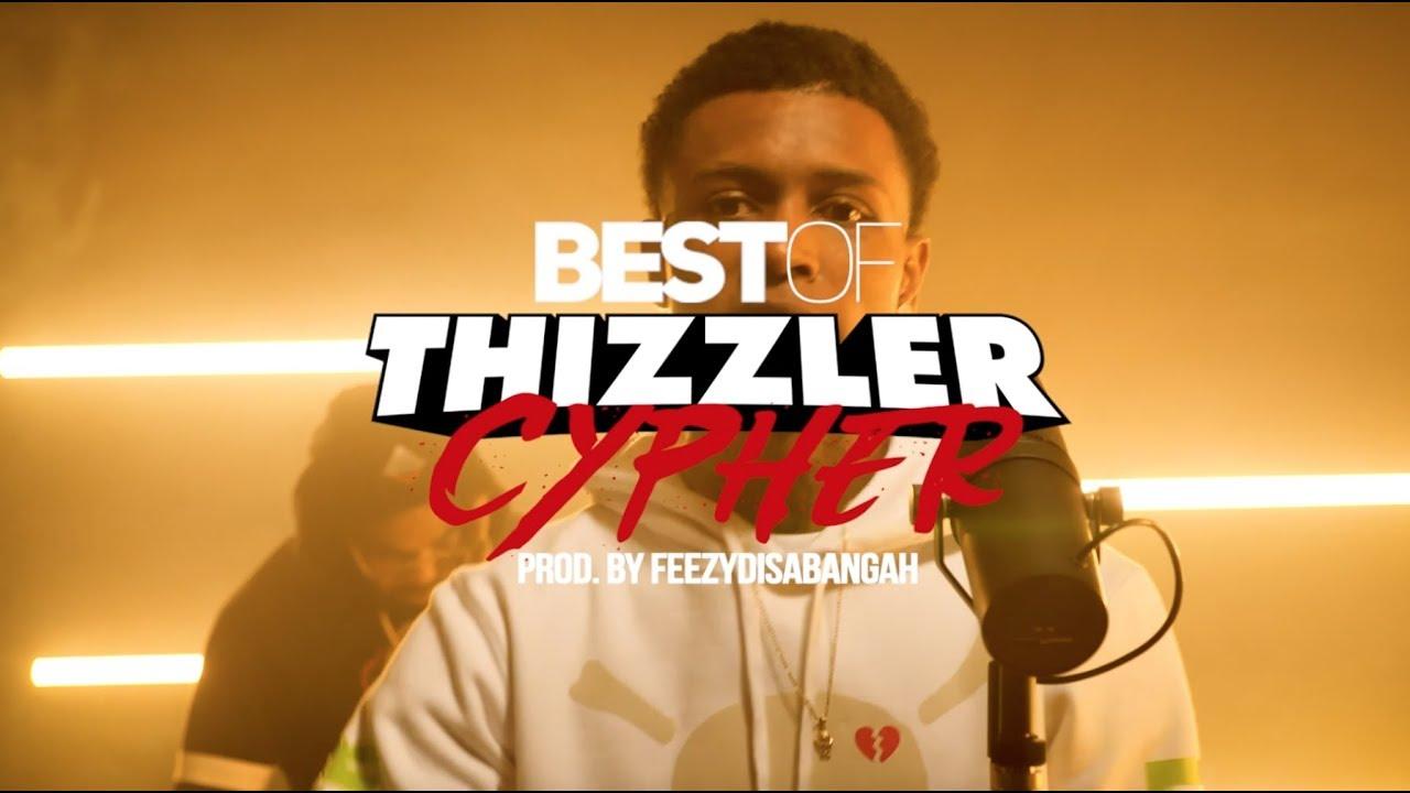 D-Lo, Haiti Babii & Ziggy || Best Of Thizzler 2018 Cypher