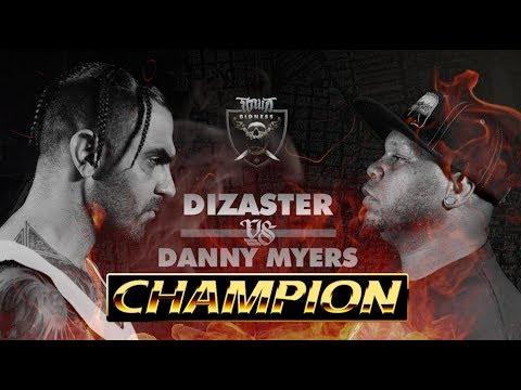 Dizaster vs Danny Myers – KOTD   CHAMPION – FULL REVIEW
