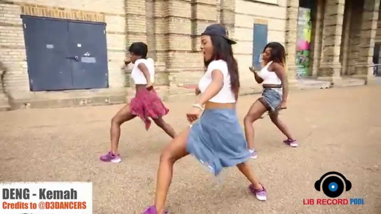 DenG – Kemah (DJ Chirpz Exclusive)   (LIBERIAN MUSIC 2015)