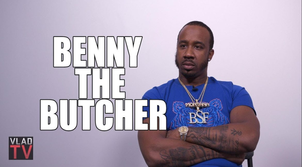 Benny the Butcher Questions Authenticity of Some of VladTV's Gangster Interviews