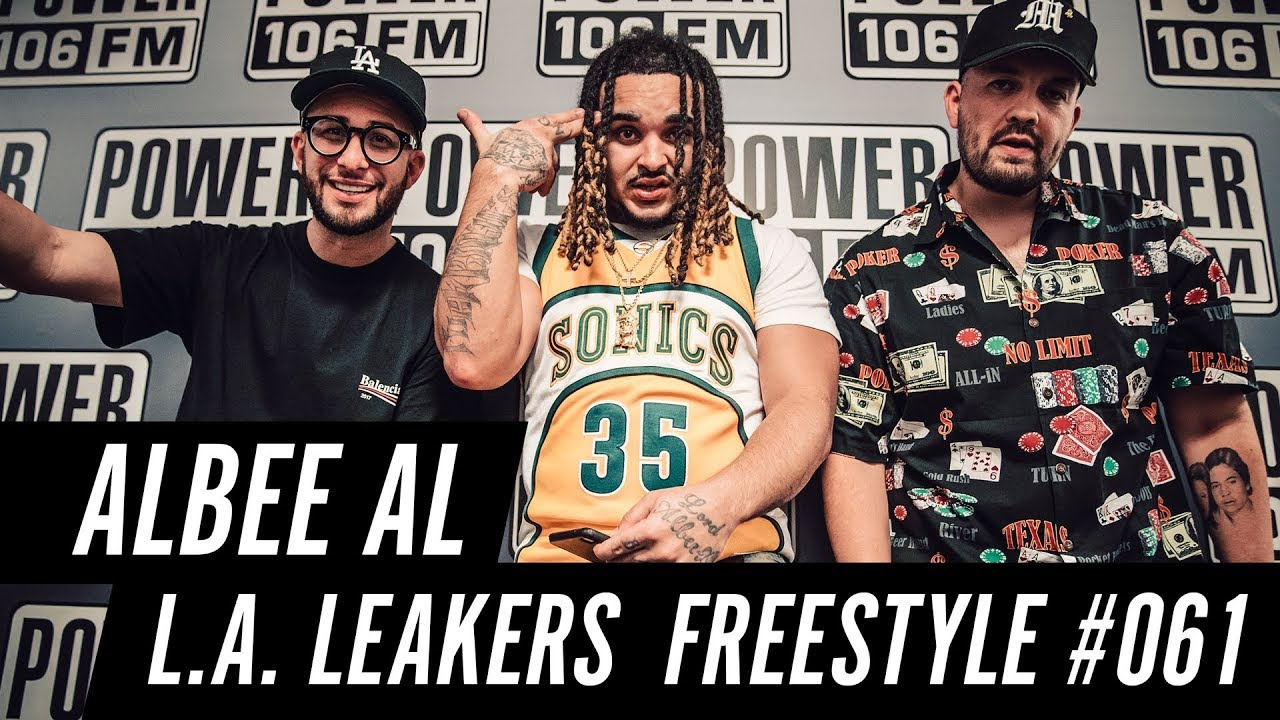 Albee Al Freestyle w/ The L.A. Leakers – Freestyle #061