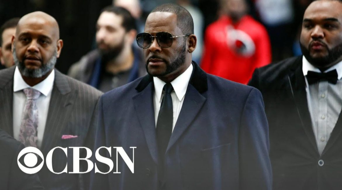 R. Kelly Faces Federal Sex Crime Charges