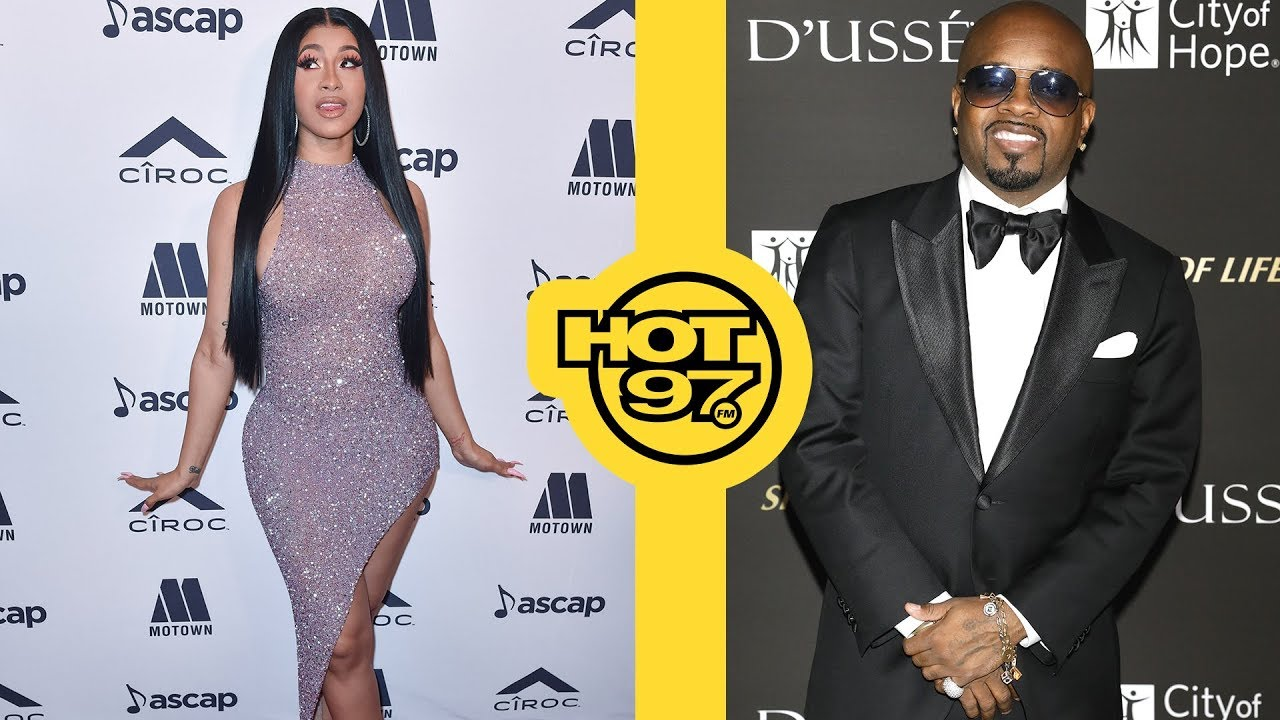 Cardi B Responds To Jermaine Dupri's Comments On Female Rapper's Today