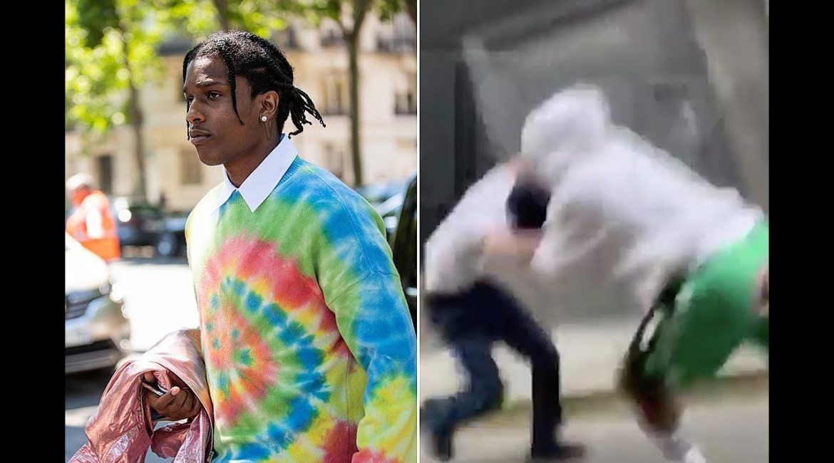 ASAP Rocky Comes Under Fire for 2016 'All Lives Matter' Comments while being LOCKED UP in Sweden!
