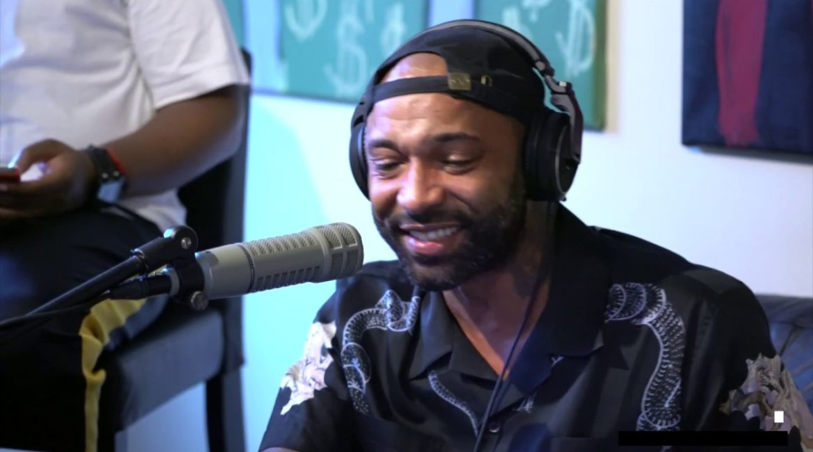 Giving Wale His Flowers | The Joe Budden Podcast