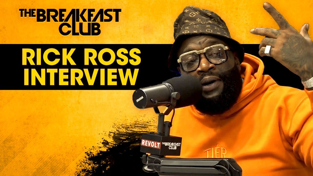 Rick Ross Unpacks Stories From His Book, Talks Nicki Minaj, Port Of Miami 2 + More