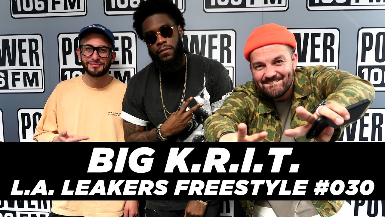 Big Krit Freestyle With The L.A. Leakers – Freestyle #030