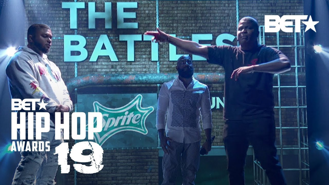 DNA Goes Up Against Geechi Gotti In This East Coast Vs. West Coast Rap Battle   Hip Hop Awards '19