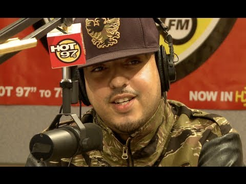 FRENCH MONTANA freestyle – Hot97 Funk Flex